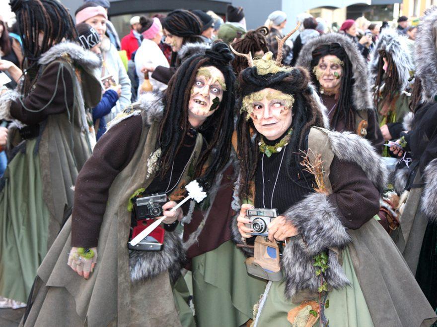 Oberland DABEI Weiberfasnacht Imst 2020