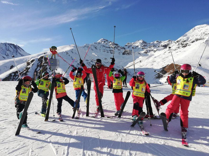 Wintersport an Schulen Oberland DABEI