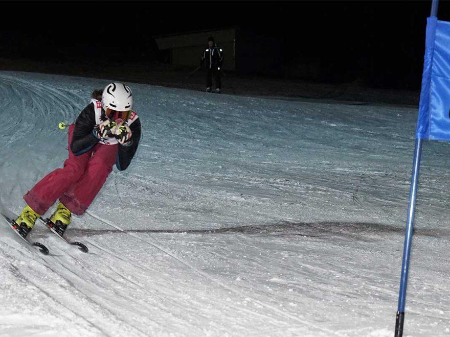 Einsatzzentrum Skimesiterschaft Längenfeld, Oberland DABEI