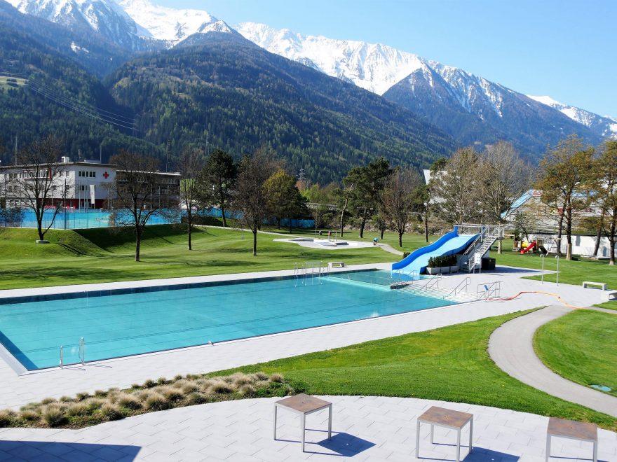 Oberland DABEI Telfer Bad Eröffnung