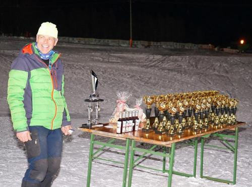 1. Einsatzzentrum-Skimeisterschaft 2020
