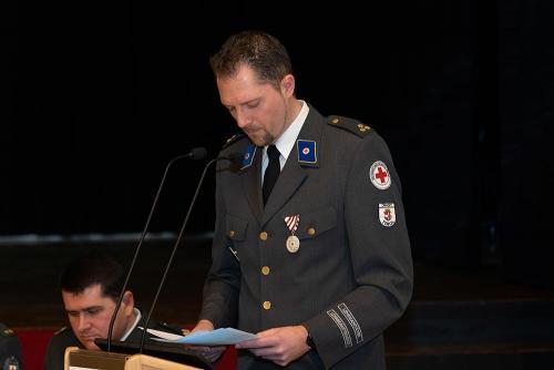 Jahreshauptversammlung Rotes Kreuz Imst